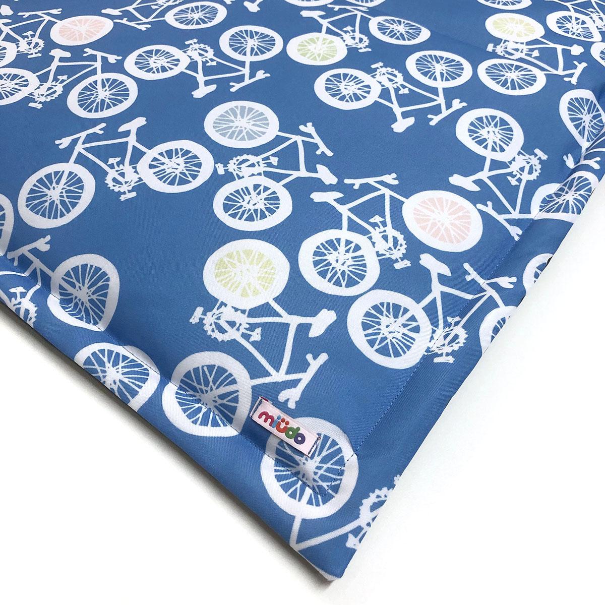 Tapete Nylon Bicicletas Com Bolsa