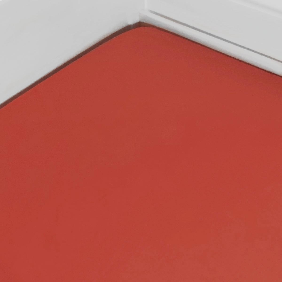 Lençol De Elástico Liso Vermelho